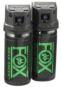 fox labs 2 oz green